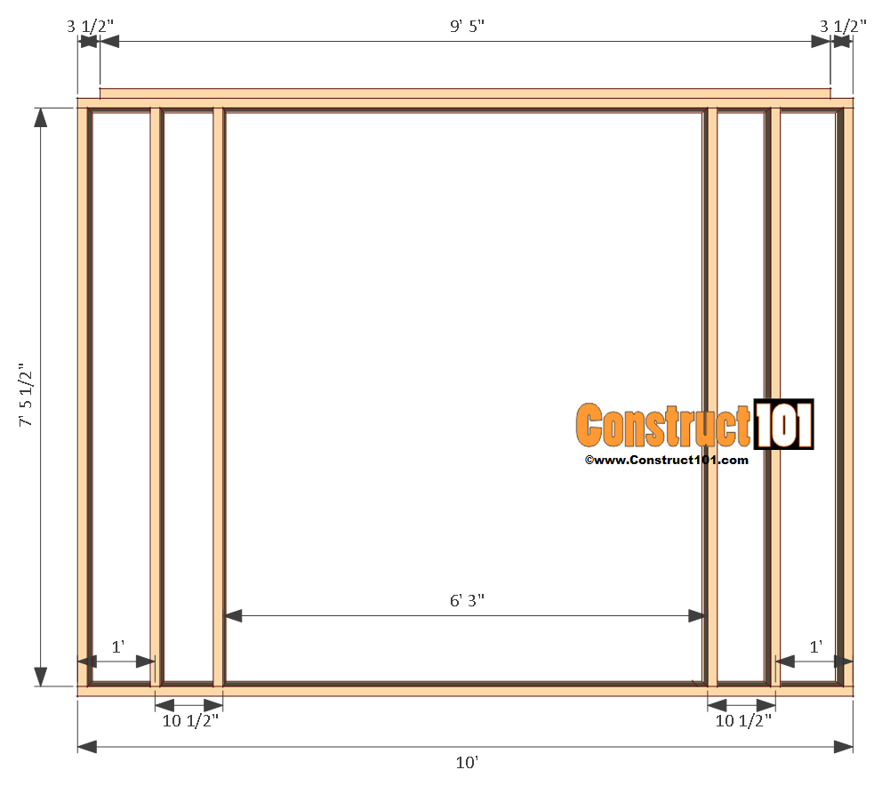12 x 16 free small house plans joy studio design gallery for 12 x 12 shed floor plans