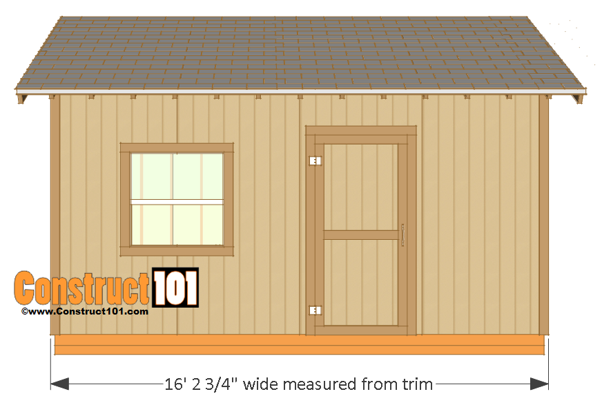 Outdoor shed blueprints x lean to shed with outdoor shed for Gable barn plans