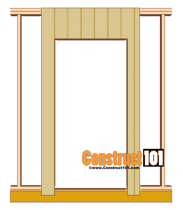single shed door plans door opening
