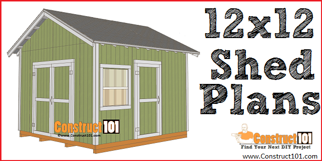 12x12 Shed Plans - Gable Shed - Construct101 on barn house plans with loft, horseshoe style house plans, tiny house plans, pole building house floor plans, barn guest house plans, ranch house plans, barn house interior, simple barn house plans, metal building house plans, cabin with gambrel roof house plans, barn house open floor plans, 3500 sq ft 2 story house plans, long small house plans, l-shaped house plans, barn inspired house plans, metal barn house plans, 5 bedroom barn house plans, 5-bedroom affordable house plans, barn homes,