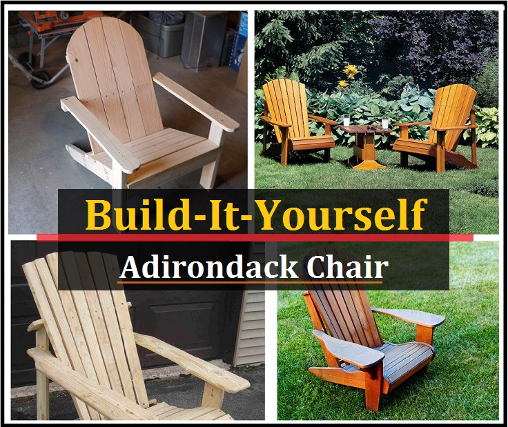 Adirondack Chair Plans (Free Plans) Construct101