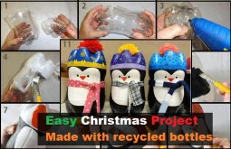 penguin Christmas project