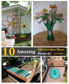 old garden hose projects
