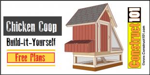 free 4x8 chicken coop plans.