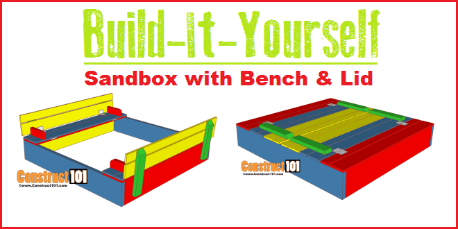 Sandbox With Folding Benches 2019 Mudroom Bench Inspiration