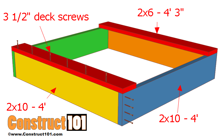 simple sandbox plans