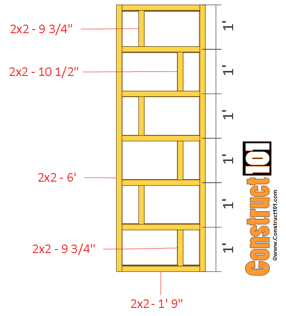 garden arbor bench plans side trellis