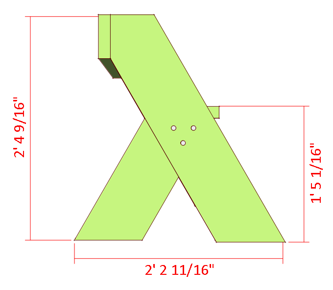 Wondrous Leopold Bench Plans Easy Diy Project Construct101 Pabps2019 Chair Design Images Pabps2019Com