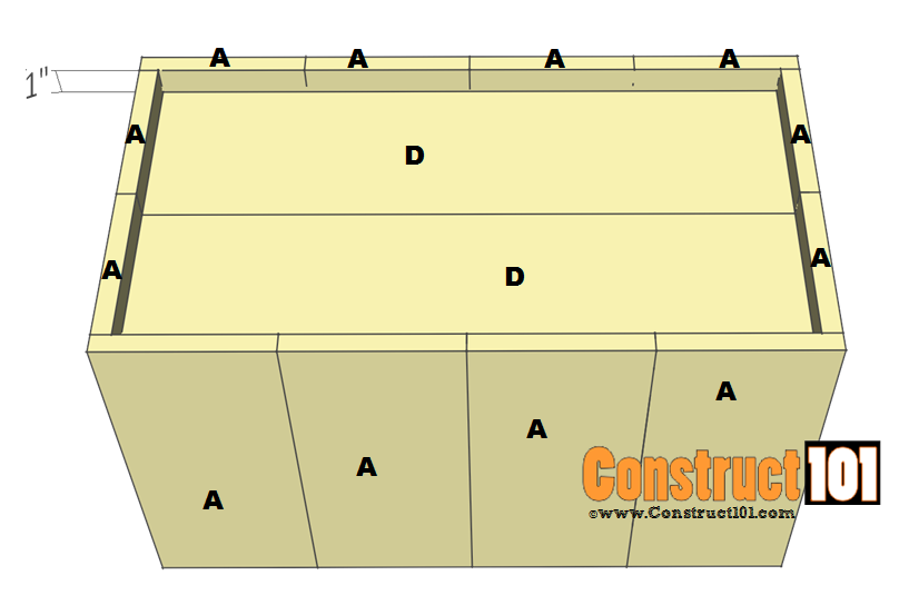 trellis planter plans step 3