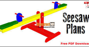 Seesaw plans free PDF download.