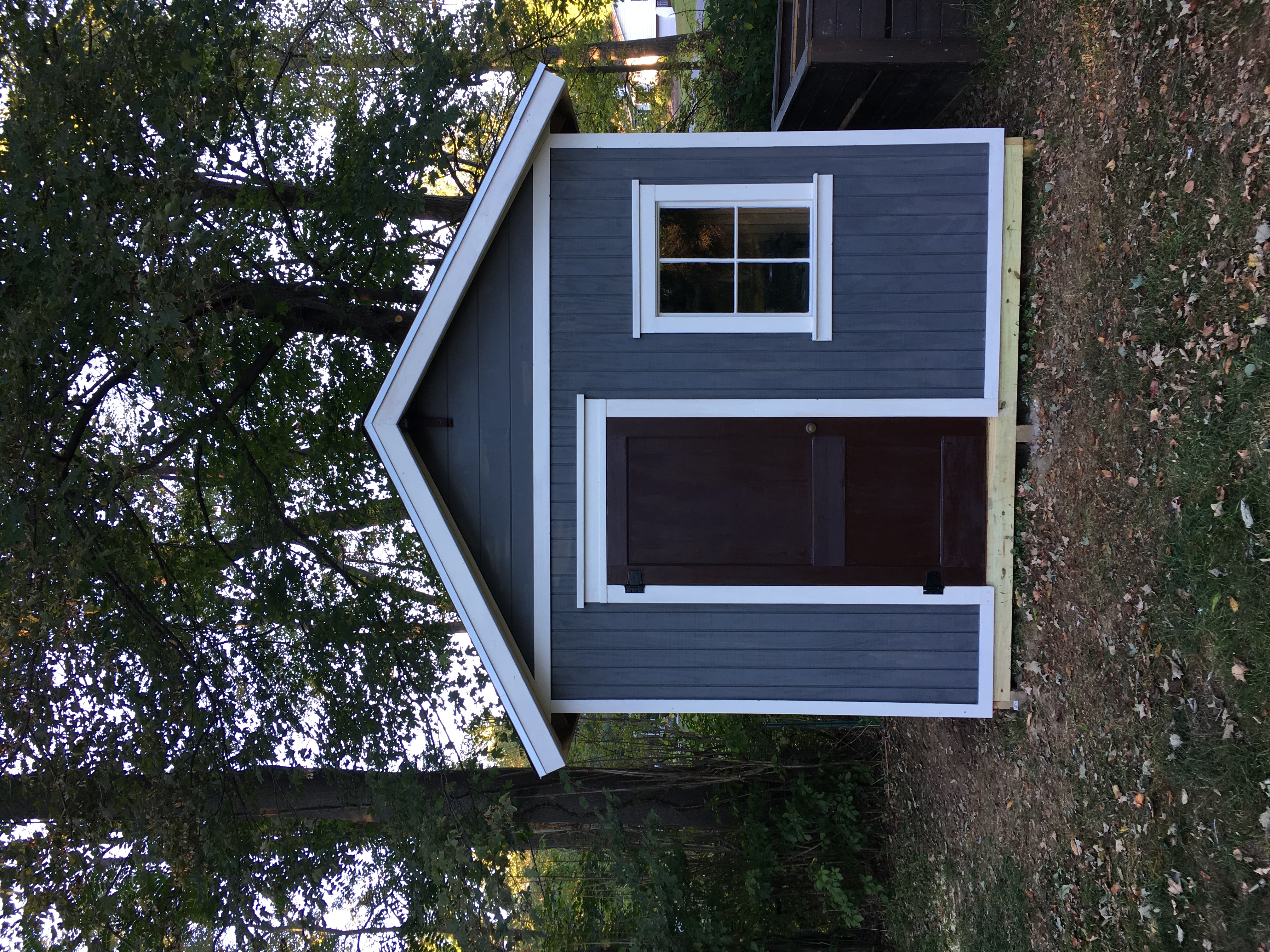 Shed Plans 10x12 Gable Shed - Step-By-Step - Construct101
