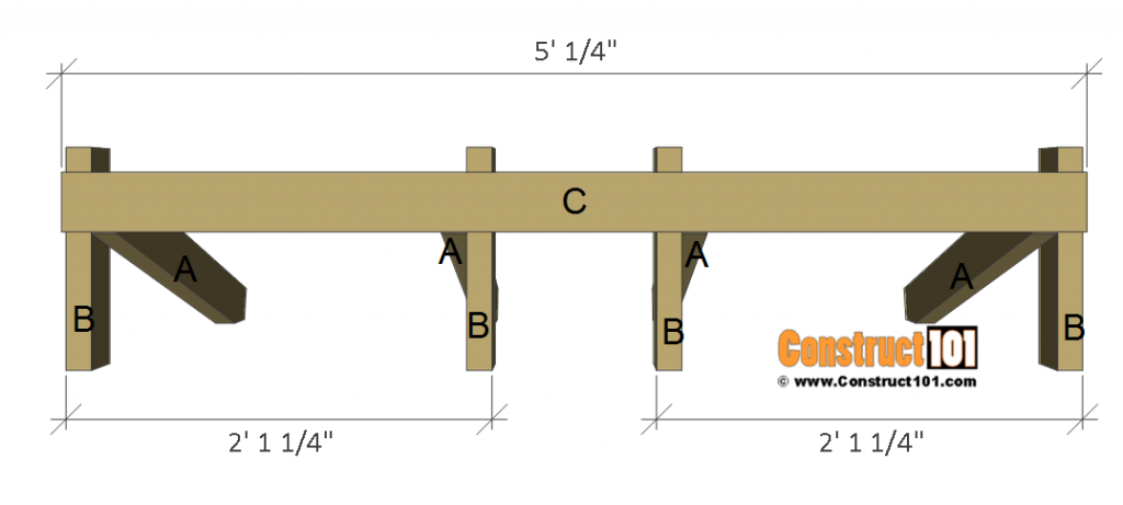 Jack and Jill seat plans, c.