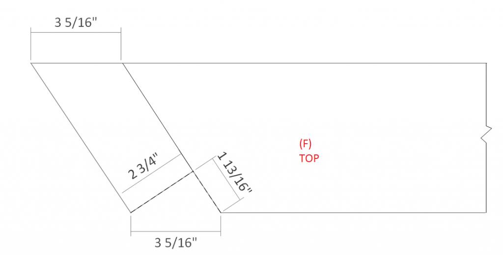 Pavilion plans 14x16 - rafter top.