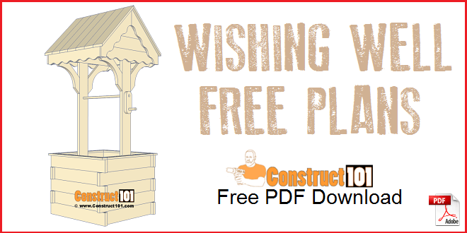Wishing Well Plans Free Pdf Instant Download