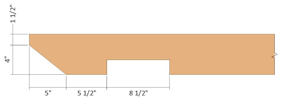 12x12 pergola plans - top beam details.
