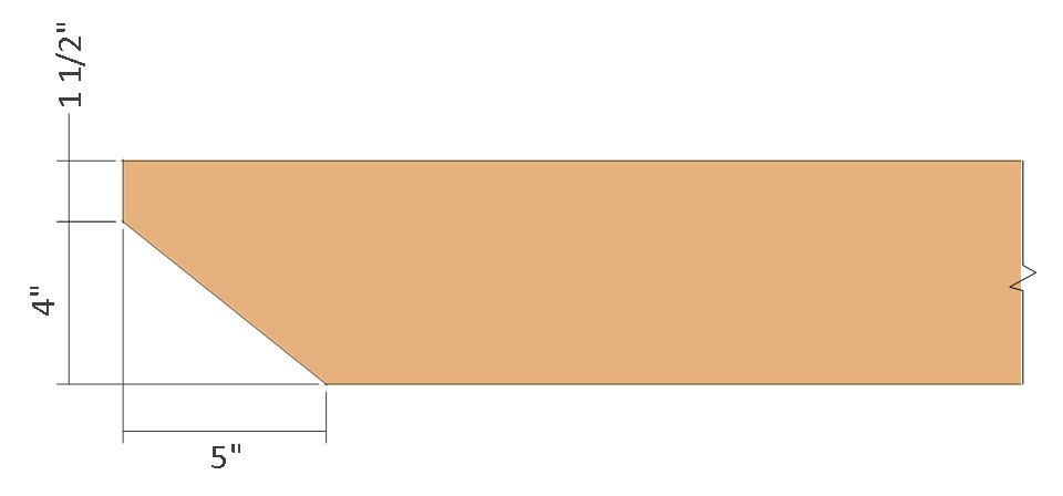 Pergola plans - 10x12 - crossbeam details