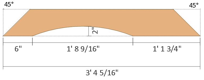 Pergola plans - 10x12 - side brace.