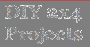DIY 2x4 Projects
