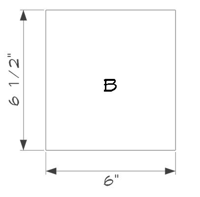 Parts List (B)