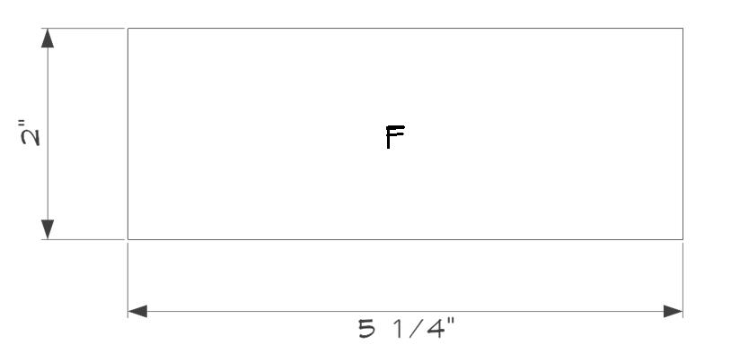 Parts list (F)