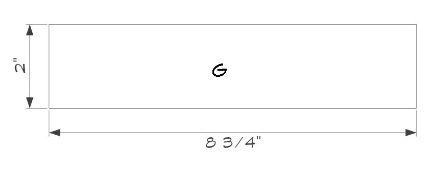 Parts List (G)