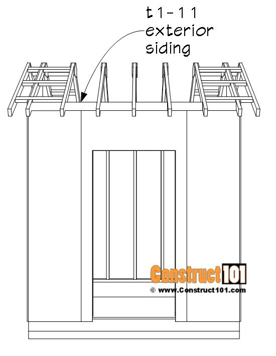 top siding